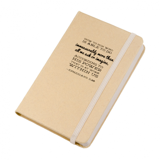 """Recycled Essential Journal - 3.5""""x5.5"""""""