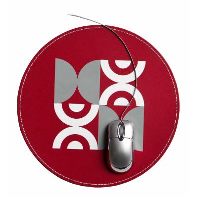 """Executive mouse pad - 9"""" Diameter"""