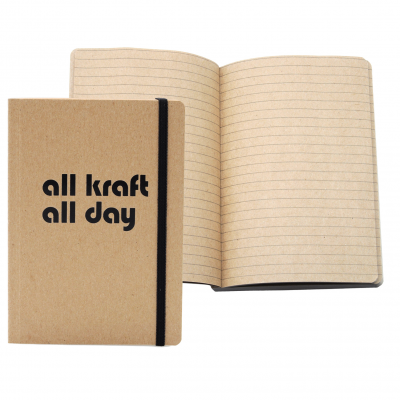 "Westport Perfect Bound ALL KRAFT Journals (5""x7"")"