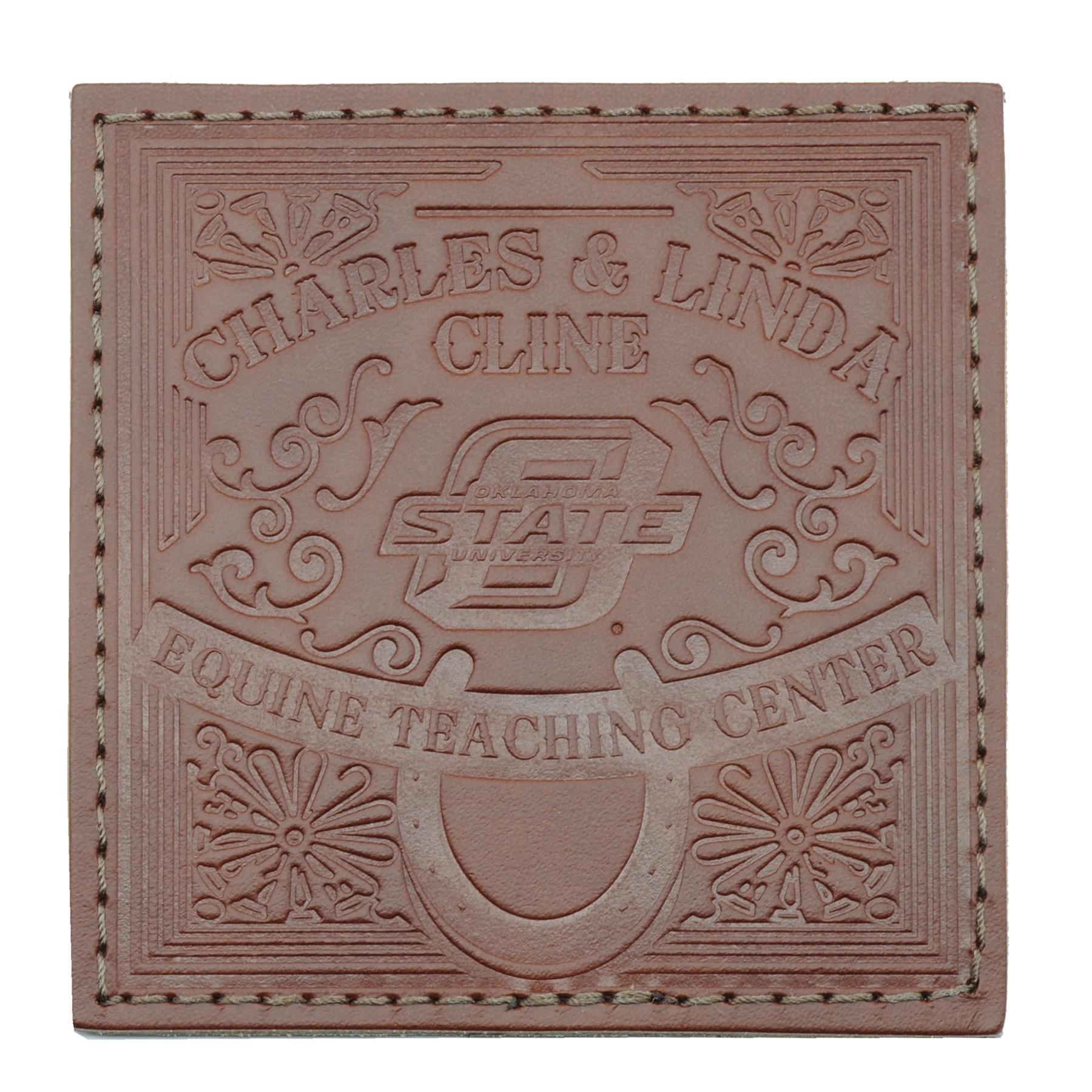 Leather Square Coasters