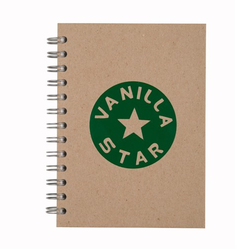 """5"""" x 7"""" Value Recycled Spiral Notebook Journal"""