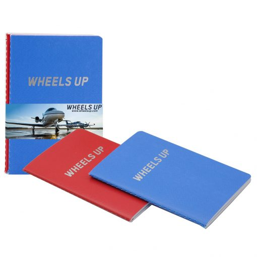 "SET OF 2 FULL COLOR COMMUTER JOURNALS 3.5"" x 5"""