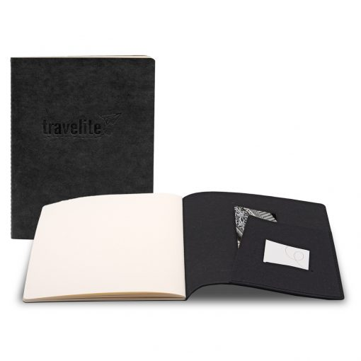 "7"" x 9"" Travelite Commuter Journal"