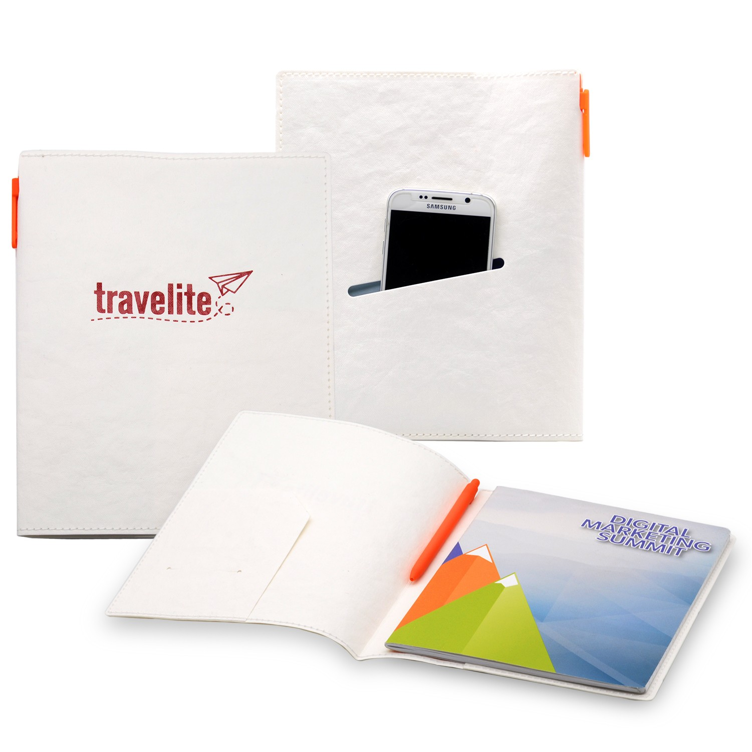 "7"" x 9"" Travelite Journal Set"
