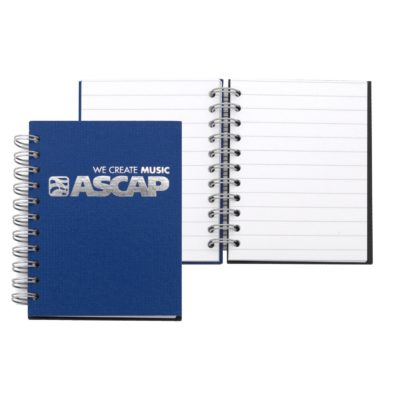 """3"""" x 4"""" Classic Spiral Notebook Journal 100 sheets Made In USA"""