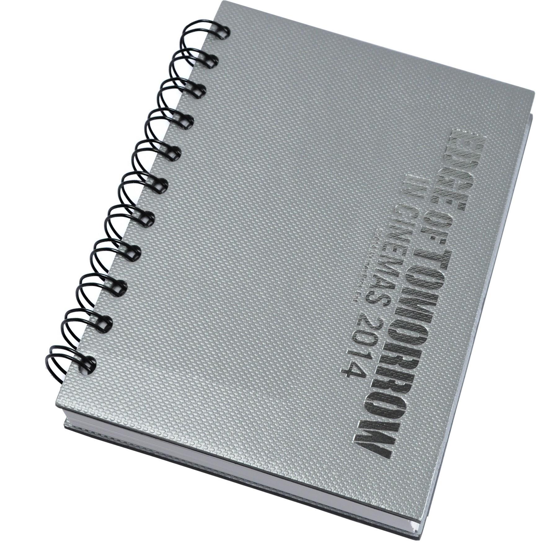 Boardroom Basics Spiral Journals w/ 100 Sheets 4″ x 6″ | Branded ...