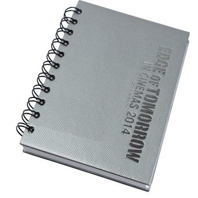 "4"" x 6"" Boardroom Spiral Journal Notebook"