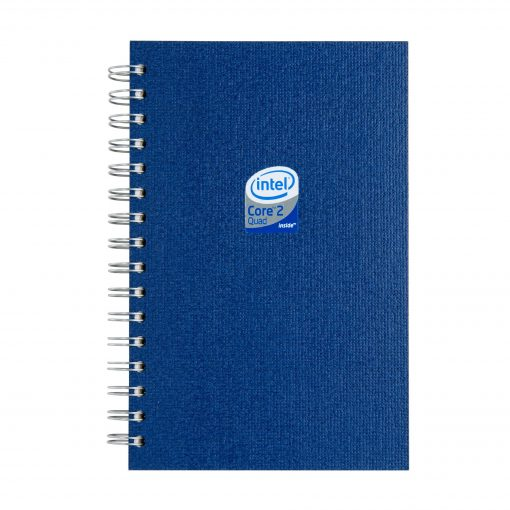 """5.25"""" x 8.25"""" Recycled Spiral Journal Notebook"""