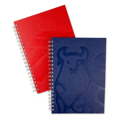 "7"" x 9"" Recycled Spiral Journal Notebook"