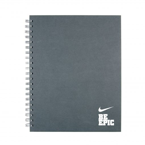 "8.5"" x 11"" Boardroom Spiral Journal Notebook"