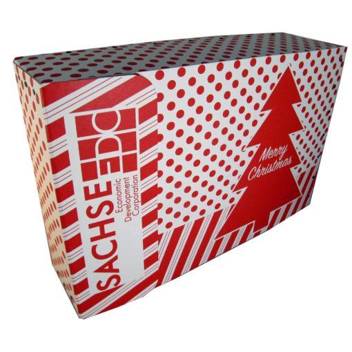 Large Flap Gift Box