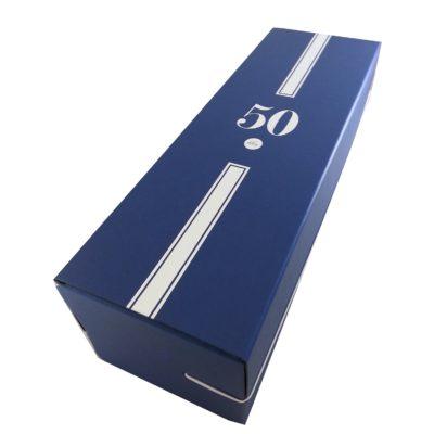 "Large Gift Box w/Elastic Closure (18.13""x5.5""x6"")"