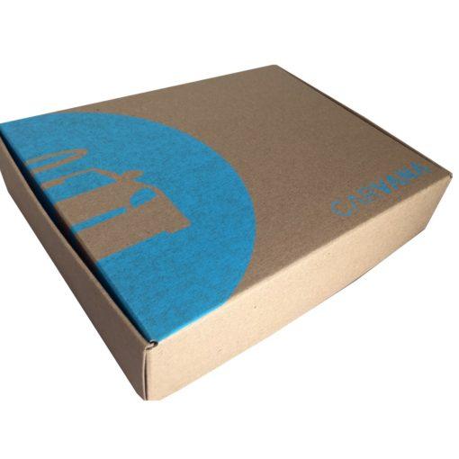 Large Self Locking Roll End Gift Box