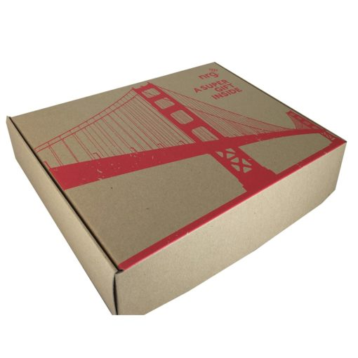 Large Self Locking Roll End Gift Boxes