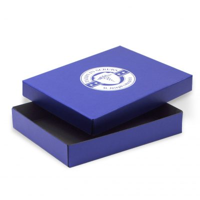 "Medium 2 Piece Gift Box Packaging (11.75""x9.25""x2"")"