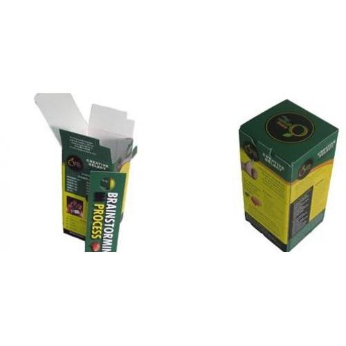 "Medium Self Closing Tall Tuck Tab Gift Box Packaging (4.38""x4.38""x8.9"")"