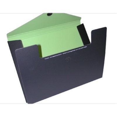 "Portfolio w/ Velcro™ Closure (12""x9""x0.75"")"