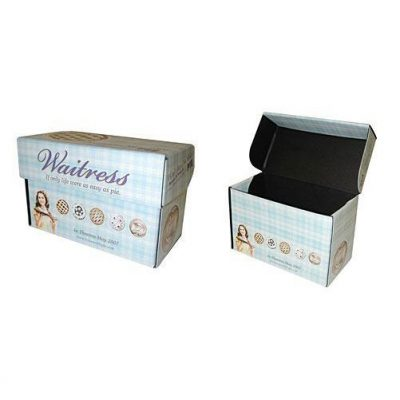"Small 1 Piece Shoe Gift Box Packaging (6.125""x4""x3.125"")"