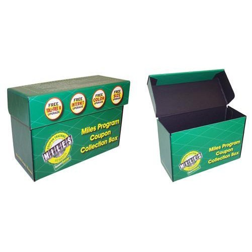 "Small 1 Piece Shoe Gift Box Packaging (7""x4.44""x2.75"")"