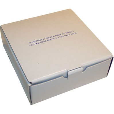 "Small Self Locking Tuck Tab Gift Box Packaging (5.75""x7.75""x2"")"