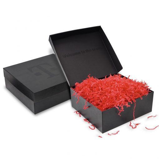"Large 1 Piece Gift Box Packaging (13"" X 12"" X 5"")"