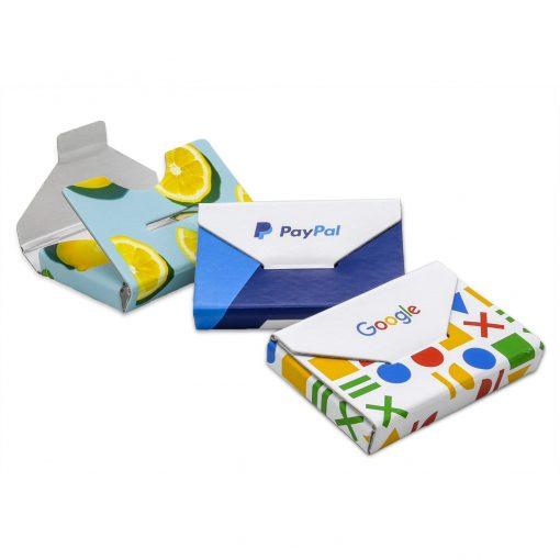 Full Color Business Card Holder