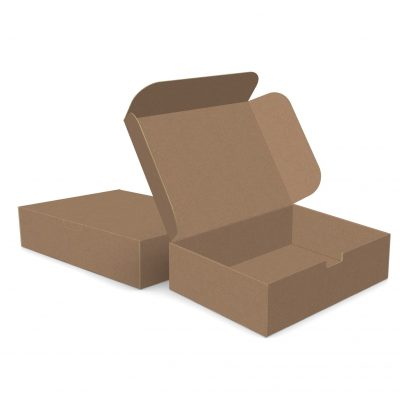 "ECONOLUX MAILERS - Jumbo Size 14""x11""x4"" Tuck-in Closure"