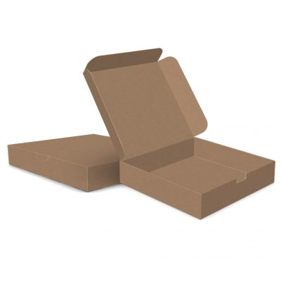 "ECONOLUX MAILERS - Jumbo Size 14""x13""x3"" Tuck-in Closure"