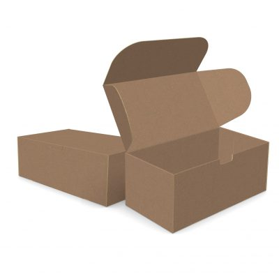 "ECONOLUX MAILERS - Jumbo Size 14""x8""x6"" Tuck-in Closure"