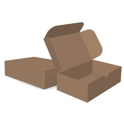 "ECONOLUX MAILERS - Jumbo Size 16""x11""x5"" Tuck-in Closure"
