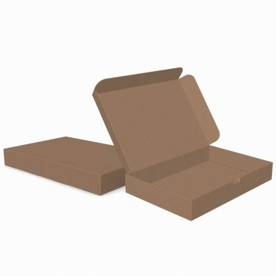"ECONOLUX MAILERS - Jumbo Size 23""X16""x3.5"" Tuck-in Closure"