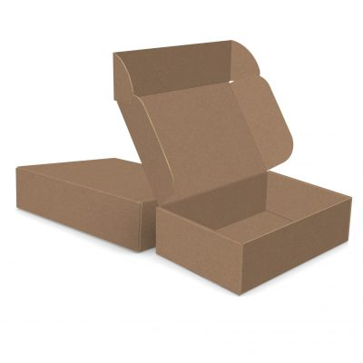 "ECONOLUX MAILERS - Large Size 10""x7""x3"" Roll End Closure"