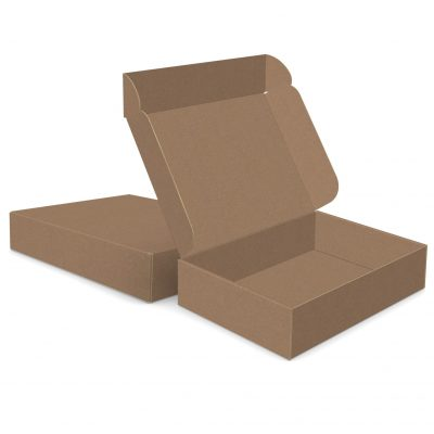 "ECONOLUX MAILERS - Large Size 13""x10""x3"" Roll End Closure"