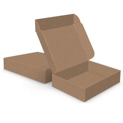 "ECONOLUX MAILERS - Large Size 13""x11""x3"" Roll End Closure"