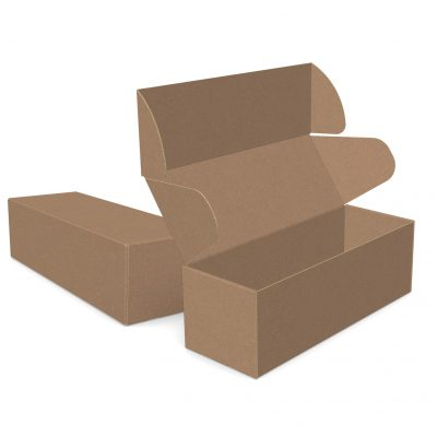 "ECONOLUX MAILERS - Large Size 15""x5.5""x5"" Roll End Closure"