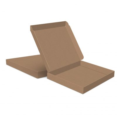 "ECONOLUX MAILERS - Large Size 17""x15""x2"" Roll End Closure"