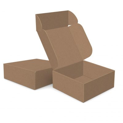 """ECONOLUX MAILERS - Large Size 9.5""""x9.5""""x4"""" Roll End Closure"""