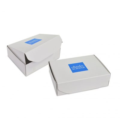 Flap Gift Box Packaging Various Sizes