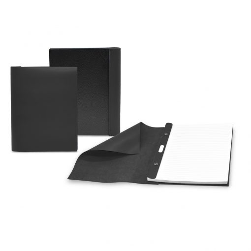 "7"" x 9"" Genuine Leather 70 Sheets Refillable Journal Notebook"