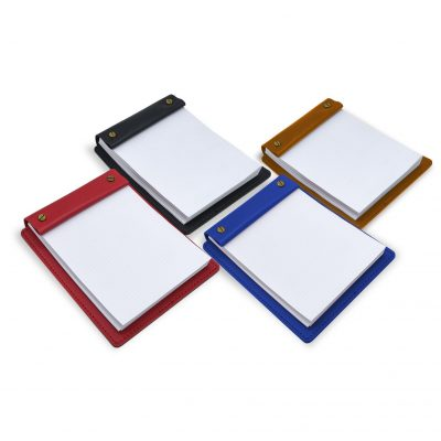 Simply Leather Refillable Desk Pad