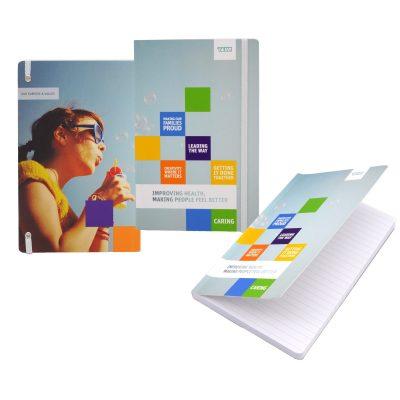 """Westport Perfect Bound 4-color Journals - 5.25"""" x 8.25"""""""