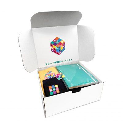 "Custom Boxes Econolux Mailer Jumbo Size 12"" x 10"" x5"""