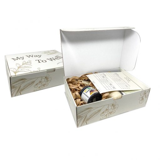 "Custom Boxes Econolux Mailer Jumbo Size 14"" x 8"" x 4"""