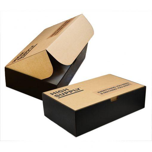 "Custom Boxes Econolux Mailer Jumbo Size 18"" x 11"" x 5"""