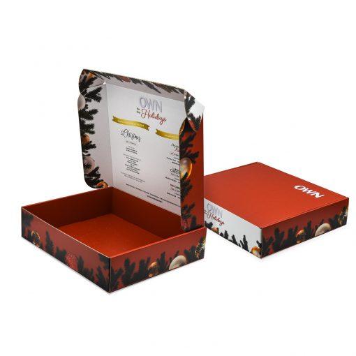 "Custom Boxes Econolux Mailer Large Size 10"" x 7"" x 3"""