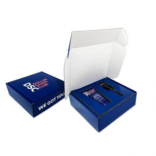 "Custom Boxes Econolux Mailer Large Size 7.5"" x 7.5"" x 2.5"""