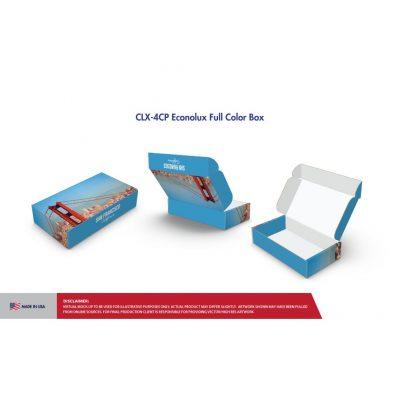 "Custom Boxes Econolux Mailer Size 10"" x 7"" x 1.5"""