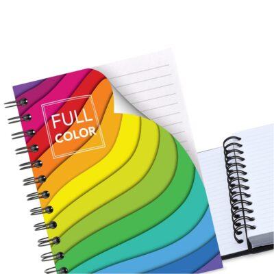 """4 Color Process Value Journal( 5.25"""" x 8.25"""" )"""