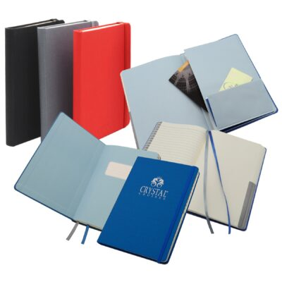 """Heritage Fabric Bookbound Journals 6"""" x 8.5"""" SALE"""